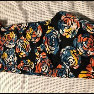 Disney Roses TC leggings
